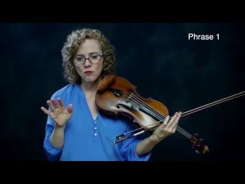 Pachelbel Canon in D violin tutorial (Eng and Spanish Subtitles)