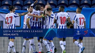UEFA Champions League | Round of 16 | FC Porto v Juventus | Highlights