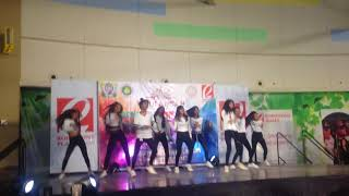 Kalilangan 2018 x Gensan Kpop Town: KPop Face Off 2.0: The Remake Hana Dul Set- Heart Shaker [TWICE]