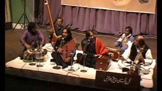 Ustad Shafqat Ali Khan & Latafat Ali Khan, part 5 - Lahore 20.02.2010