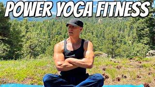 25 Min Power Yoga Fitness Challenge | Weight Loss, Endurance, Strength & Flexibility Workout