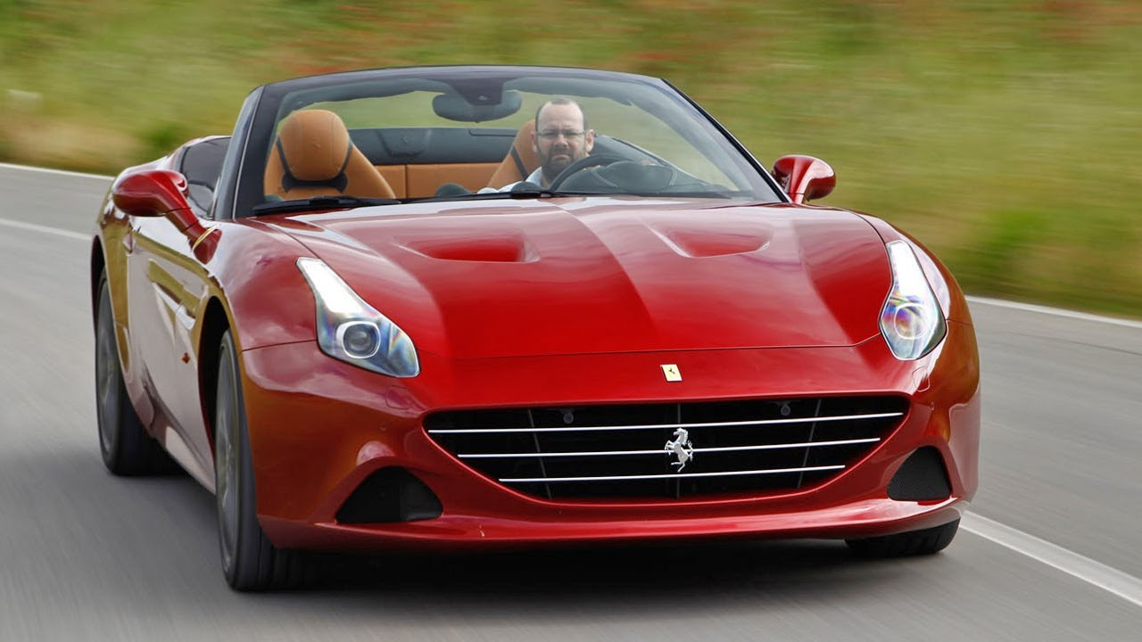 Ferrari California T >> Ferrari California T Review Twin Turbo Grand Tourer Tested