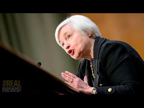 Yellen's Tapering of Quantitative Easing Disruptive at Home and Abroad