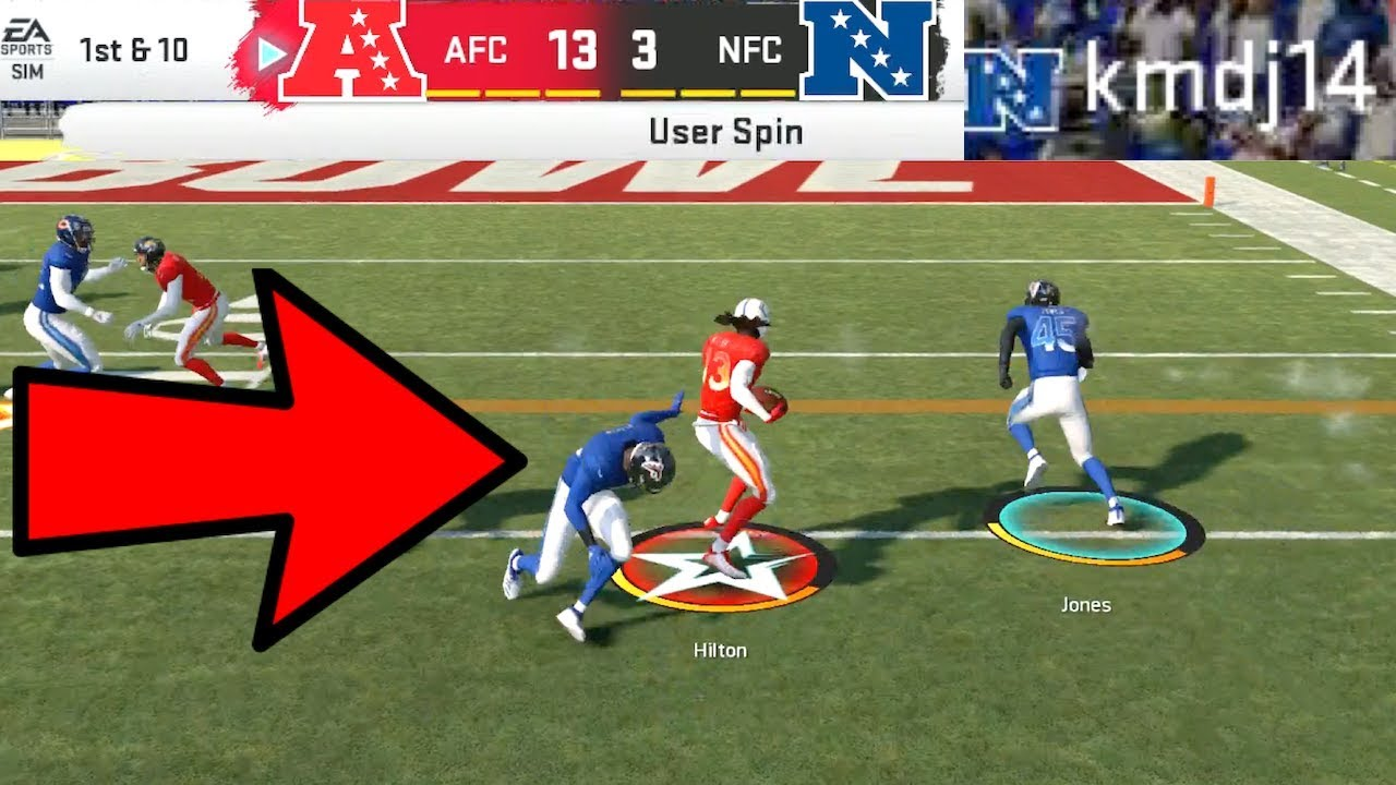Playing The Pro Bowl ONLINE! Madden 20 Online Gameplay