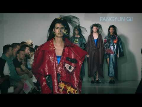 London Graduate Fashion Show 2017