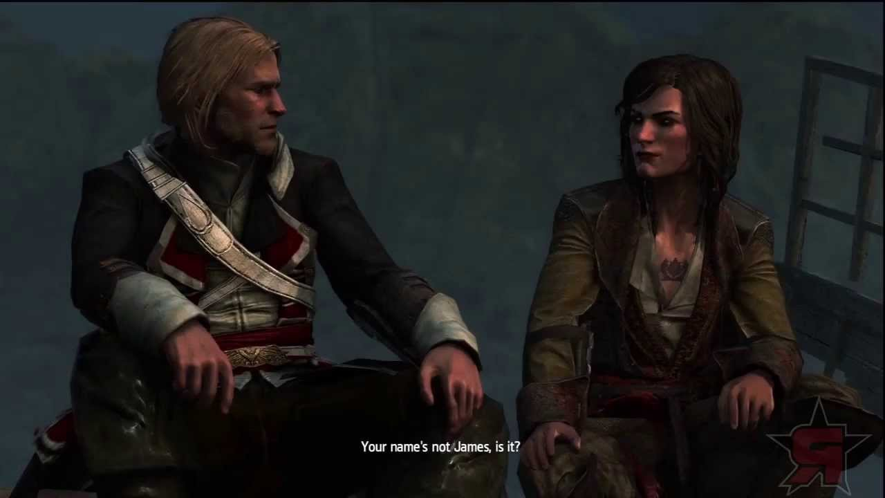 Assassin's Creed IV: James Kidd's Secret - YouTube