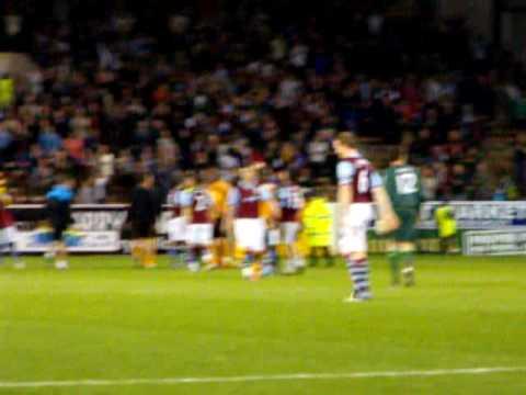 Burnley V Hull 31 10 09 10
