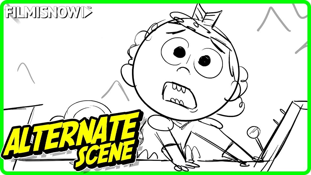 TOY STORY 4 | Bonnie's Playtine Alternate Opening Scene [Blu-Ray/DVD 2019]