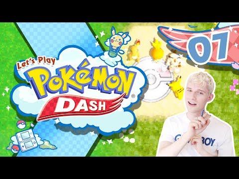Let's Play Pokemon Dash   Hard GP White Cup