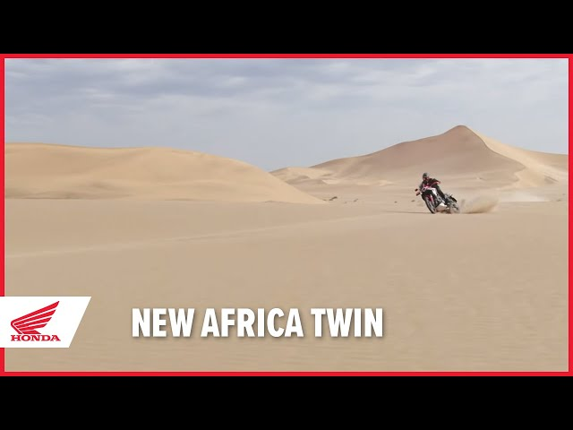 New 2020 Africa Twin