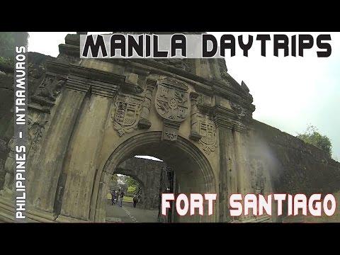Fort Santiago Intramuros (Manila Philippines)