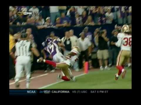 The Minneapolis Miracle - The Complete Drive / Vikings - 49ers 2009