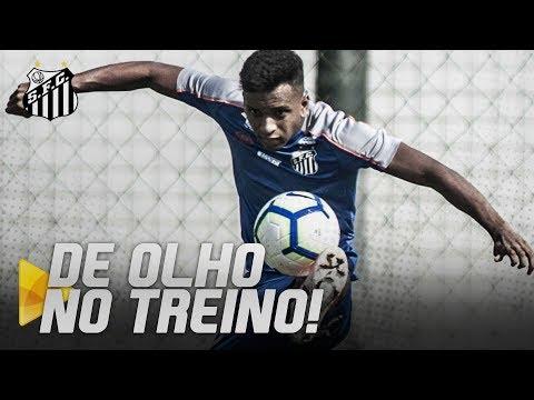 A RETA FINAL DE PREPARAÇÃO DO SANTOS PARA ENCARAR O INTER | DE OLHO NO TREINO (24/05/19)