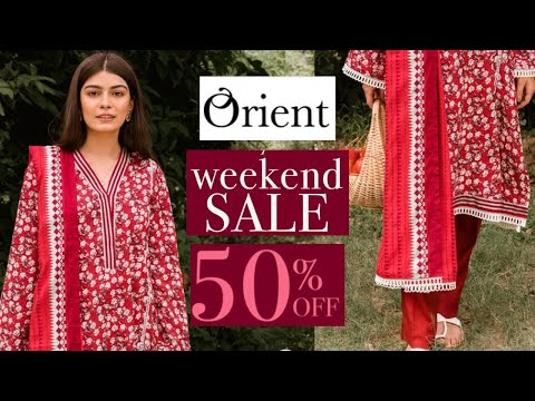 Orient Weekend Sale December 2020 | upto 50% | Top Brands Sale