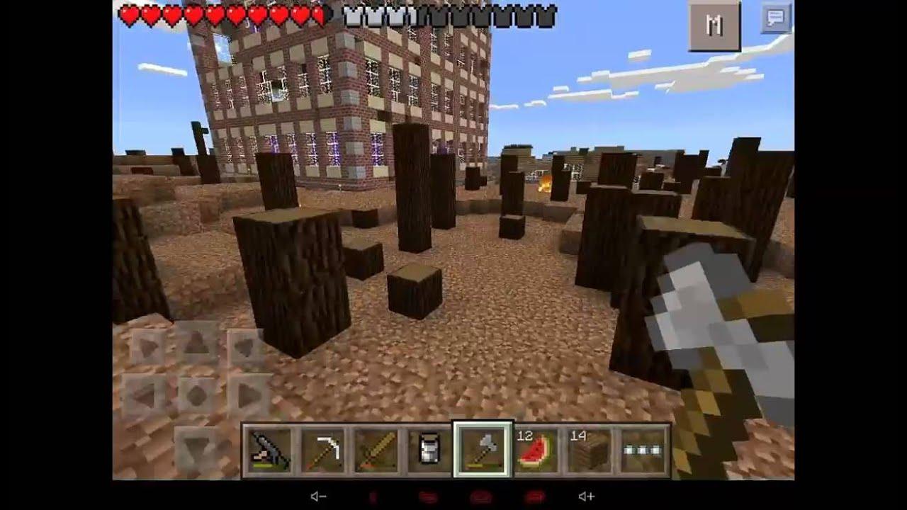 Супер сборка minecraft 1 7 10 ядерный апокалипсис