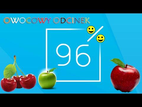 96% po polsku #7 - ŚWIAT (13-14) - Owocny odcinek