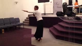 Prophetess Bernadine Bell-McGhee - Are Your Drifting? Part II