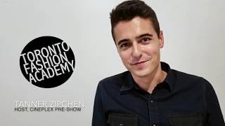 Tanner Zipchen, Cineplex Pre Show Host