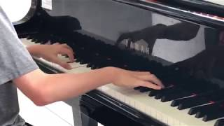 Bohemian Rhapsody by Queen played by 13-year-old pianist