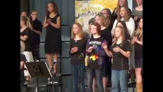 West Bendle Elementry 5th grade Destination Rock and Roll mpg1