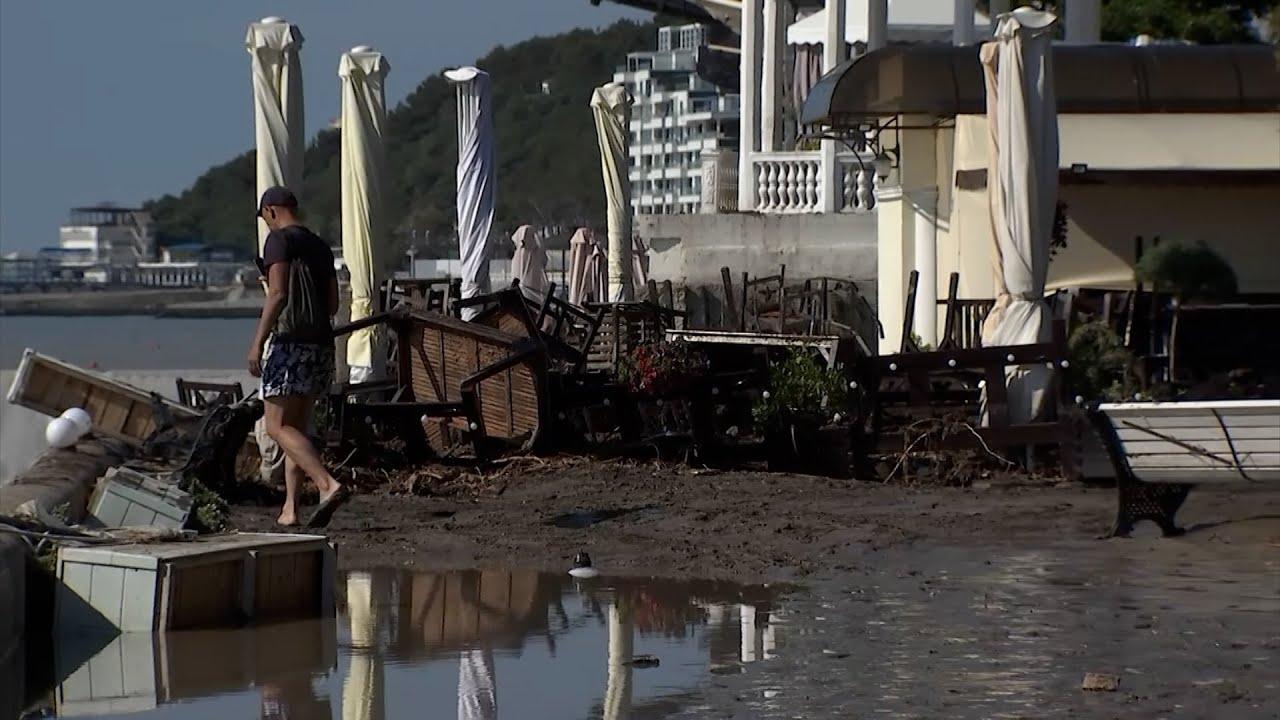 Минобороны помогает крымчанам в ликвидации последствий стихии