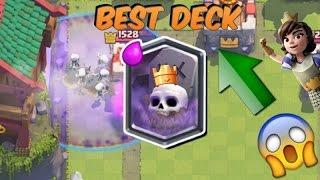 meilleur deck cimetire best graveyard deck   clash royale deck