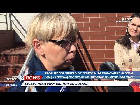 Radio Szczecin News 25.04.2018