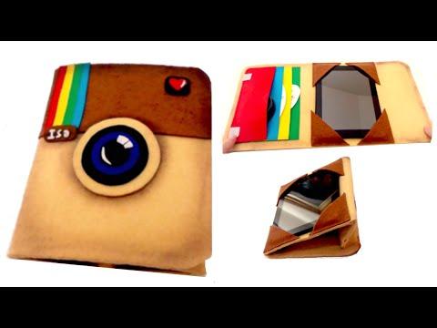 DIY crafts: instagram felt case tablet or ipad easy cheap crafts