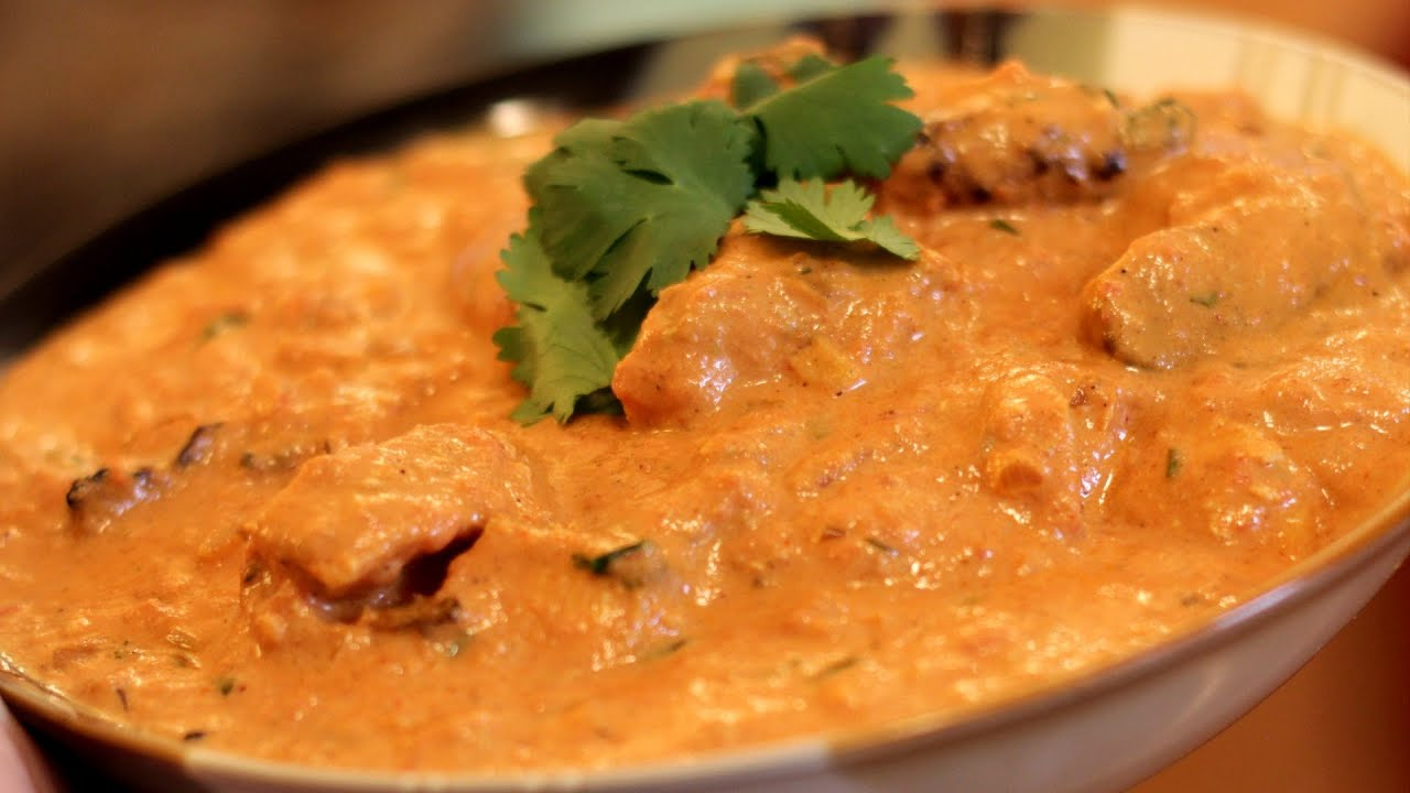Best Chicken Tikka Masala - YouTube