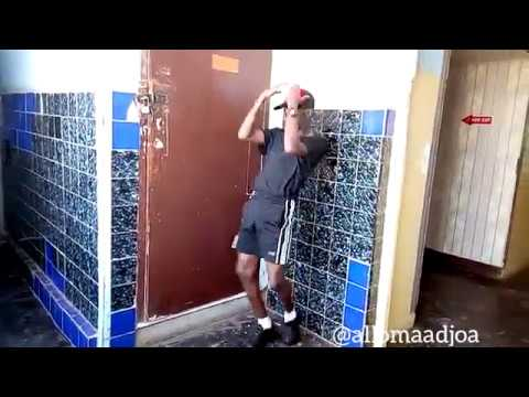 King promise - oh yeah dance video by allo maadjoa