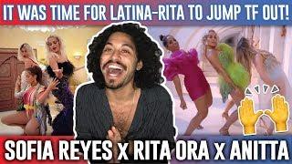 Baixar Sofia Reyes - R.I.P. (feat. Rita Ora & Anitta)[OFFICIAL MUSIC VIDEO] | REACTION |