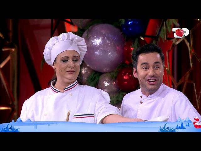 Pranverë në Dhjetor, 31 Dhjetor 2018 - Kuzhina Renforti (Renato)