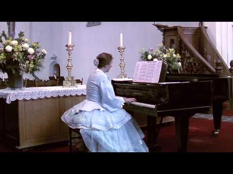 SULEIKA - F. Mendelssohn /Goethe & Willemer - Princess Sophie of the Netherlands (1824-1897)
