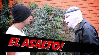EL ASALTO - JOHANN y KEVO