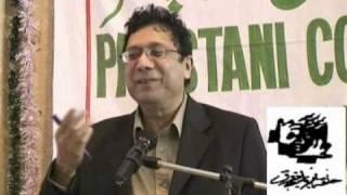 CLF-Dr Abdul Karim Shakur MBE at Parveen Shakir Evening'10