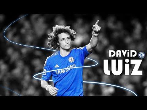 Màn Trình Diễn David Luiz Trong Màu áo Chelsea Mùa Giải 2018/2019 HD