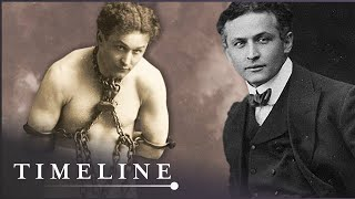 The Life And Magic Of The Real Harry Houdini | The Magic Of Houdini | Timeline