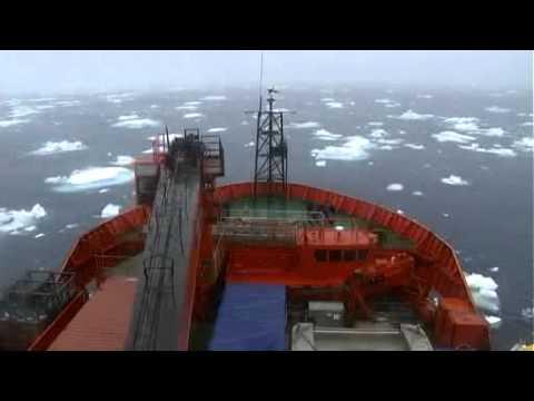 Mawson trip nears Antarctica