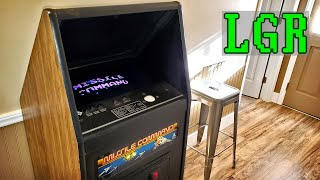 Updating my Atari Missile Command Arcade Machine!
