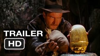 Raiders of the Lost Ark IMAX Trailer #1 (2012) - Harrison Ford Movie HD