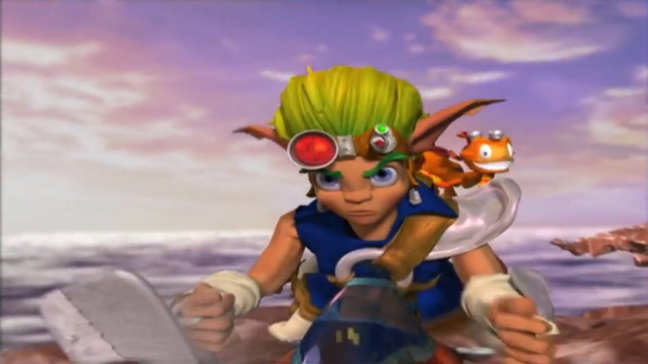 Jak And Daxter Wallpaper 12835803: RARE Jak And Daxter Toonami Promo