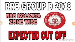 RRB GROUP D EXPECTED CUT OFF||RRB KOLKATA ZONE||EXPECTED CUT OFF||RRB GROUP D CUT OFF ANALYSIS