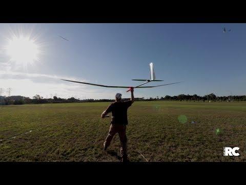 Radio Control Gliding Action - ALES