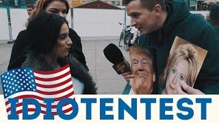 IDIOTENTEST - USA Wahlen Special