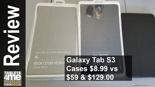 Don't Buy Samsung Tab S3 Cases! Check out this sub $10 case!