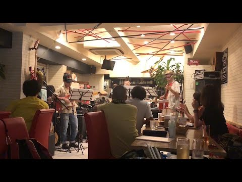 TTOS190824BAYxAREA81LIVE 4雨の中のあいつ Words and Music by TTO'S