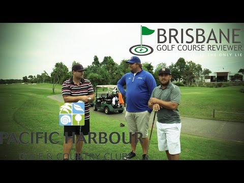 Pacific Harbour Golf & Country Club Vlog Part 1
