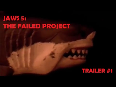 jaws 5 the failed project toy movie trailer 1 youtube