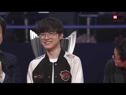 LCK Spring 2019 Faker's Victory Interview (Translated)