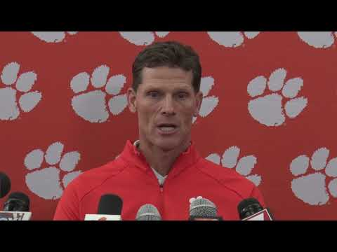 Venables on contact with Texas Tech AD Kirby Hocutt